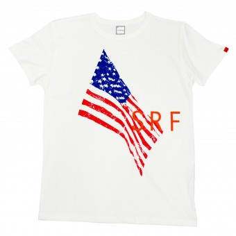 CHP S/S Tシャツ with S.R.F by Optimistic
